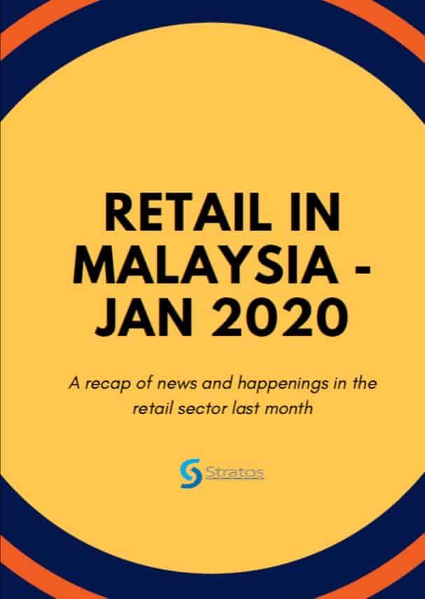 Retail in Malaysia Jan 2020